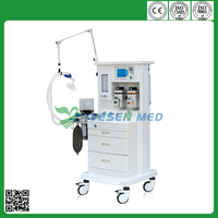 Promotion! hot sale human mobile anesthesia hospital advanced anesthesia machine