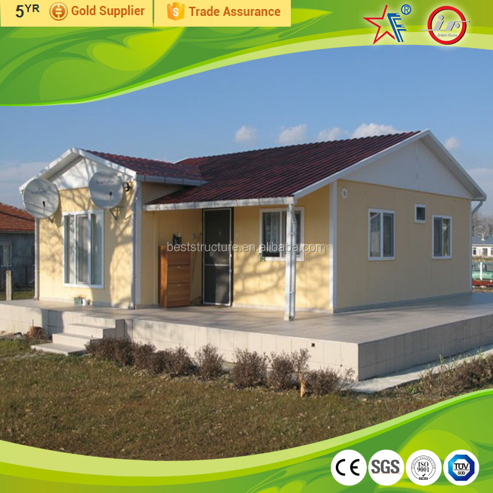prefabricated mobile house/pre made houses/prefab houses made in china