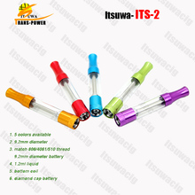 Itsuwa diamond cap battery vaporizer ITS II clearomizer vape 100% original Amigo