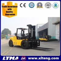 Chinese popular brand LTMA 8 ton 10 ton diesel forklift