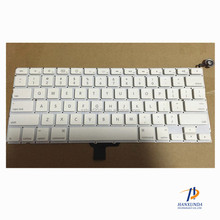Original new For Apple Macbook White A1342 Keyboard 2009 2010 US layout
