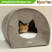 Cute Indoor Felt Pet House