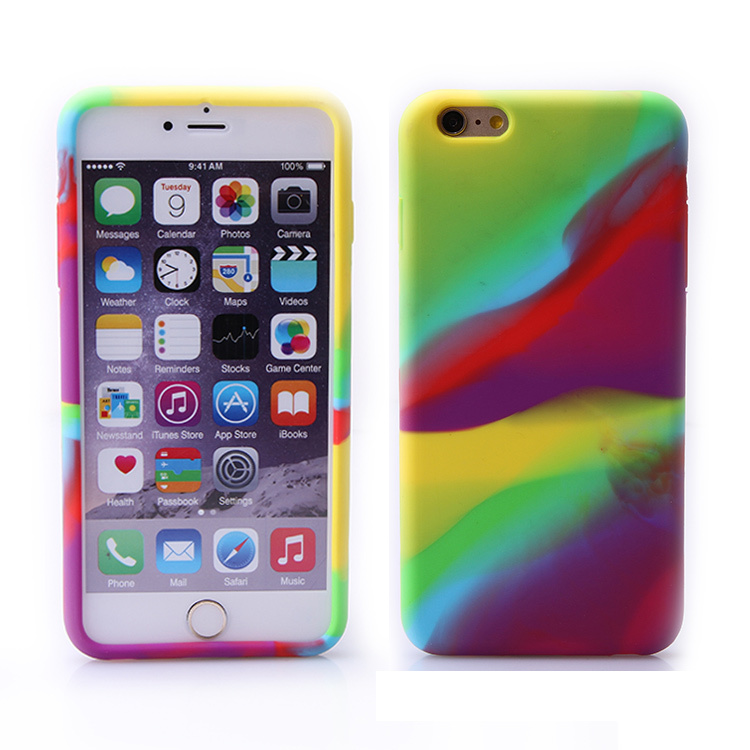 custom colorful printing silicone mobile phone cover,fashion cell phone cover