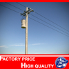 distribution 220kv stainless steel flag pole used in Philippiness