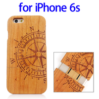 OEM Service Separable Bamboo Wood for iPhone 6s Wood Cover