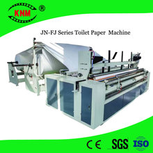 Small scale toilet paper making machine for making rolling paper use in toilet or kitchen