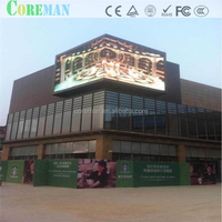 Flexible Arc LED display newest xxx p4 indoor led video wall on sale 3D large LED display