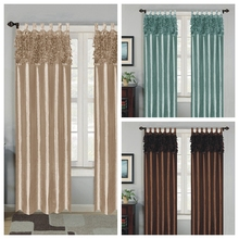 luxury american style window curtain models