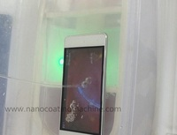 Nano coating machine make waterproof smartphone