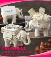 Lucky Elephant Candle Holder Candle For Wedding