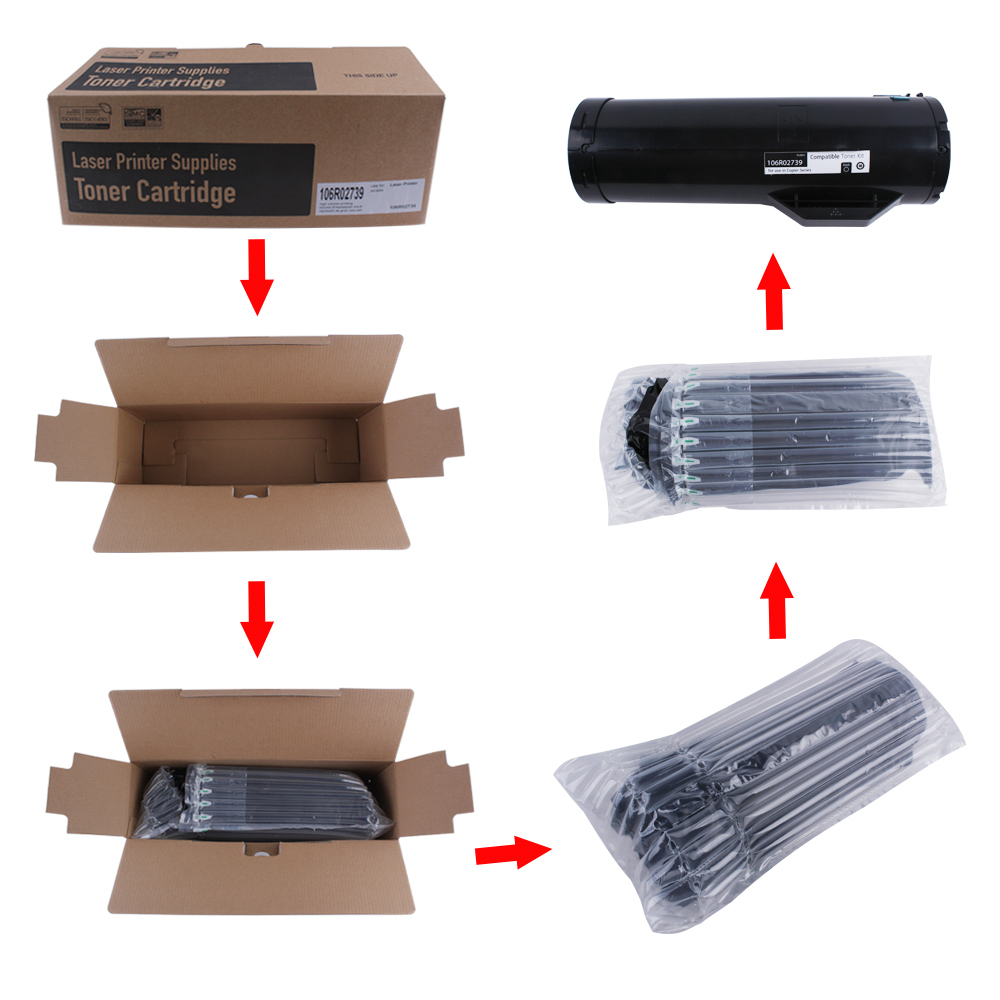 China wholesale toner cartridge for hp Color Laserjet Pro M252/MFP 201X laser printer spare parts