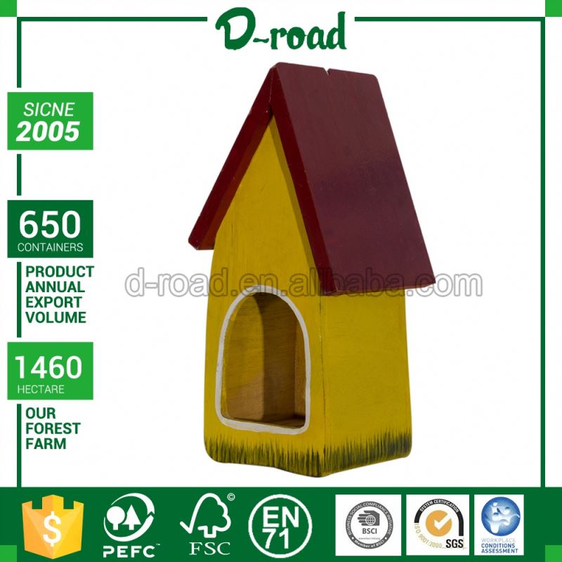Cheap Prices Wooden Elephant Large House Bird Aviary