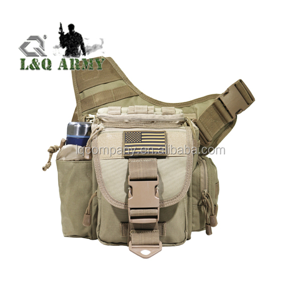 Tactical Sling Bag Camera Bag Shoulder Hiking