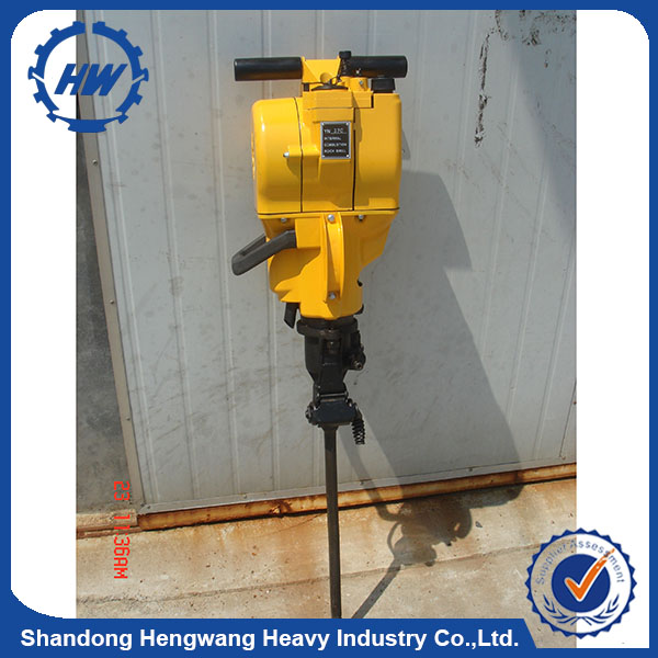 Powder Station Building Tools Drilling Jack Hammer
