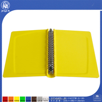popular customized PP cover of note book JK-NOTE-2