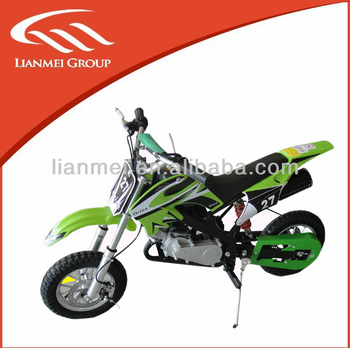 49cc mini dirt bike with easy pull starter for kids best gift