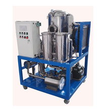 Vacuum Edible Oil Recycling Machine Waste Cooking Oil Filtration System