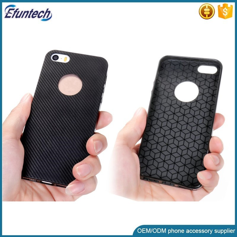 2017 new arrival products carbon fiber phone accessories mobile phone case for HTC U ultra and U play