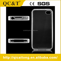 Factory Supply Attractive Ultrathin Tpu Soft Case For Iphone 4G 4S 4