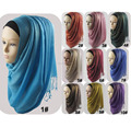 Wholesale viscose muslim Hijab islamic Scarf Scarves QK022