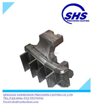 SHS train CAST resin sand casting products