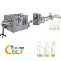 Complete bottled water production Line / bevrage Drink Filling Machine / Water Bottling machine 6000B/H@0.5L 1.0L 1.5L