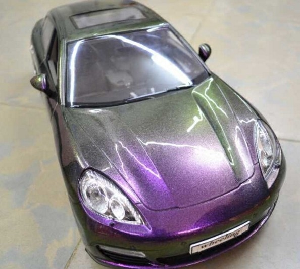 shenzhen natural mica based chameleon pearl pigment for car paint