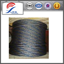 Ungalvanized One Blue Strand Steel Wire Rope