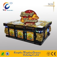 shooting arcade machines for sale , king of treasures plus king of the ocean , shooting arcade machine
