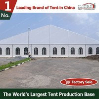 Outdoor Event 30 x 60 Tent with Windows Marquee LIRI TENT Guangzhou