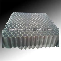 Aluminum honeycomb core, bank decorative material, acoustic insulation for theaters, from china