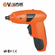 Vollplus VPCD1001 3.6V 4.8V 180rpm 3.0Nm Electric Power Tools Mini Rechargeable Cordless Screwdriver driver