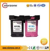 Compatible HP printer ink 61 for HP 61xl ink cartridge