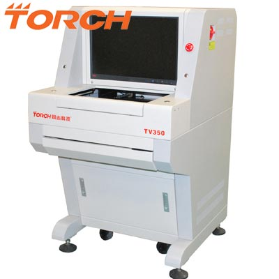 Automatic Optical Inspection / PCB Solder Paste AOI Inspection Machine TV350 (Torch)