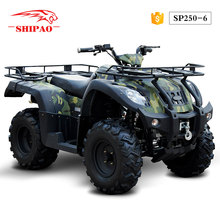 SP250-6 Shipao multi-role 250cc atv for sale
