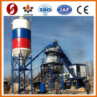 HZS25 concrete batching plant manufacture factory concrete mixing station