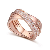 New product brand jewelry engineers iron ring sale 1 gram gold rings