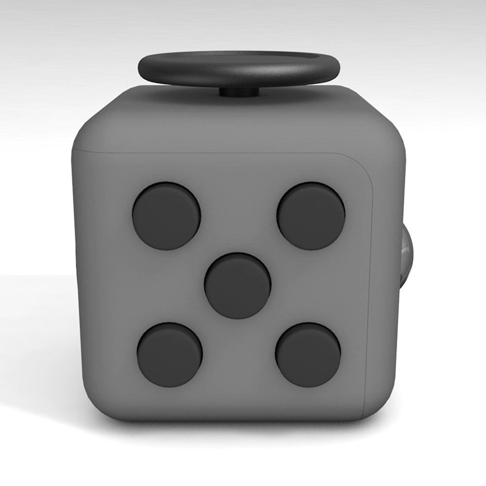 2017 Free Sample Fidget Cube , Anti Stress 6 Face Toy Fidget Magic Cube for Kids Adults