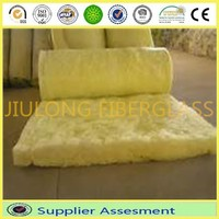 Fiberglass Glass Wool Insulation Glasswool Blanket with certificate for Russia