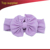 Manufacturer Kids Bow Hairband Headband Baby Girl Stretch Cotton headband Amazon supplier
