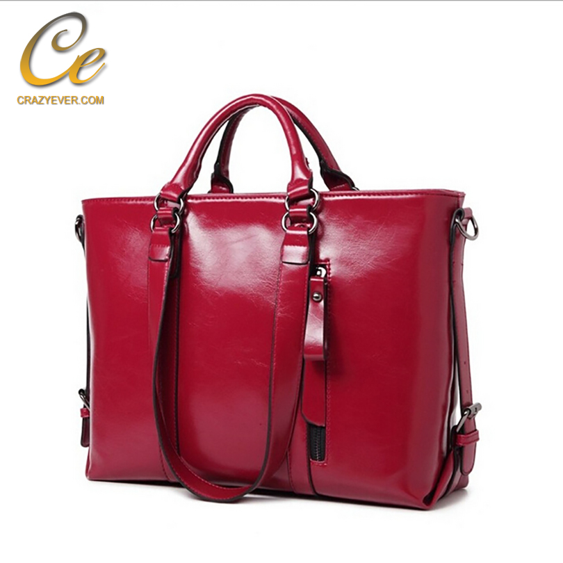 Lady Popular Handbag Wholesalers Hong Kong Woman Bag Leather Handbag