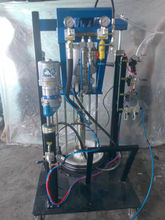 ST01 Silicone Extruder/Bicomponent Sealant Extruder Machine/Insulating Glass Extruder