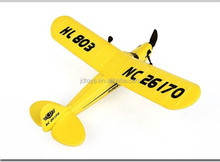 FJDTOYS wholesale funny RC Glider helicopter Plane HL803 EPP Foam 2.4G remote control flying Glider airplane toys model
