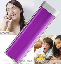 The newest Lipstick for samsung galaxy s3 mini power pack case for external battery