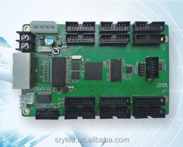 SRY linsn ts802 led receiver card rv908