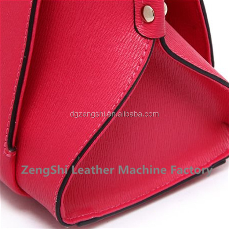 Full automatic Computer sewing machine for leather bag stitchiing