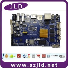 New design Amlogic S802 quad core Arm development board PCBA for android tablet board PCBA for displayer layout