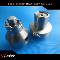 Precision stainless steel CNC turning and milled parts