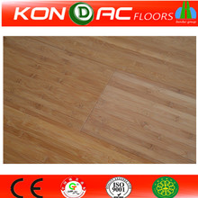 Carbonized horizontal bamboo flooring and bamboo flooring accessory