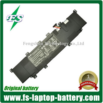 Original Brand New Laptop Batteries For Asus C31-X402 VivoBook S400E3317CA S400CA S400 laptop battery